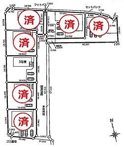 新規分譲7棟 分譲地内には6mの開発道路が出来、駐車が楽々です♪,3SLDK#4SLDK,面積96.39m2~111.78m2,価格1980万円~2530万円,東武伊勢崎線「加須」駅 徒歩33分,東武伊勢崎線「花崎」駅 徒歩33分,埼玉県加須市下高柳1043-1