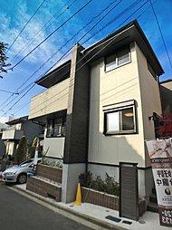 東急東横線「大倉山」駅徒歩8分、全室南向き、20帖のLDKは明...