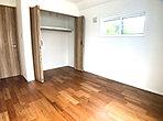 居室(A号棟) 4LDKだから、子ども部屋もしっかり確保。収納もしっかり確保された明るいお部屋です