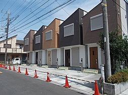 「駅近で暮らそう」小田急相模原駅徒歩7分・全5棟