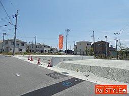 【Pal STYLE】~パルタウン魚住町住吉 全3区画~の外観