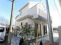 ~春には桜並木が家から見えます~ 素敵な新築分譲が完成しました♪LDKには折上天井で開放感有♪