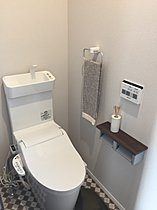 Panasonicの節水式トイレ