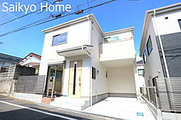 【中央線「日野」駅 徒歩10分、南道路、3LDK、収納力、駐車...
