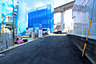 前面道路の様子,4LDK,面積99.22m2~99.42m2,価格5480万円~5480万円,多摩都市モノレール「柴崎体育館」駅 徒歩2分,JR中央線「立川」駅 徒歩13分,東京都立川市柴崎町6