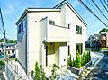 -New-上大岡駅徒歩15分×カースペース並列2台×土地122平米-大型4LDKの家