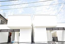 東戸塚徒歩圏2階建 デザイナーズハウス全4棟 リビング20帖超