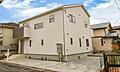 敷地130m2超で駐車2台可能。LDK19帖超の大型4LDKでゆとりの生活を送れる家。