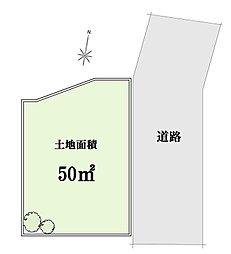 【AD SELCTION 西大井売地】