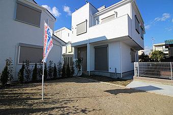 建物完成済みです。京急本線「金沢文庫」駅徒歩4分
