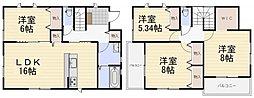 リーブルガーデン 青葉区小松島2丁目2 2号棟