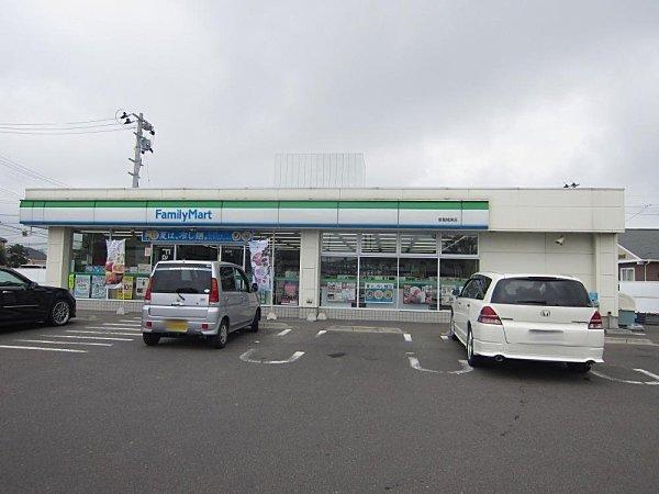 ファミリーマート 多賀城栄店まで徒歩5分(330m)
