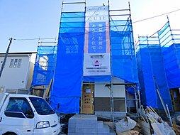 京王片倉 小比企町第21 新築分譲住宅全10棟
