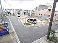 【HITACHIホーム】全9区画分譲モダンスタイリッシュタウン