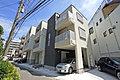 湘南随一のビッグターミナル大船駅へ平坦徒歩6分 利便性と居住性を備えたデザイナーズハウス全3邸