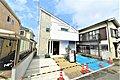 港北区富士塚2丁目 ルーフバルコニー付の新築デザインハウス