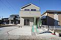 野田市中根 新築一戸建て 耐震・制震のお家