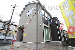 鎌ケ谷市北中沢2丁目 新築一戸建て 車庫2台可のお家