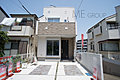 板橋区徳丸1丁目 新築一戸建て 屋上スーパーワイドルーフバルコニーがあるお家