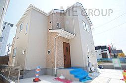 鎌ケ谷市右京塚 新築一戸建て 3期 全2棟 敷地50坪のお家