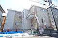 千葉市稲毛区天台2丁目 新築一戸建て 全1棟 広いルーフバルコニーあるのお家