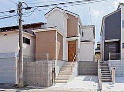 千葉市中央区都町1丁目 新築一戸建て 4期 全1棟 人気のリビ...