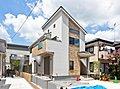 久喜市本町2丁目 新築一戸建て 全2棟 間取り可変型のお家