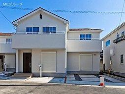久喜市本町8丁目 新築一戸建て 全8棟 全居室収納のお家