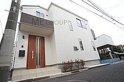 練馬区南田中4丁目 新築一戸建て 全1棟  床暖房あるのお家