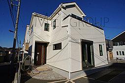 板橋区赤塚4丁目 新築一戸建て 全2棟 収納豊富のお家