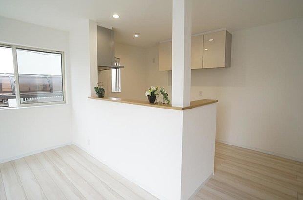 【ダイニングキッチン】~kitchen~  毎日使うキッチンがきれいだとお料理も楽しくなります。