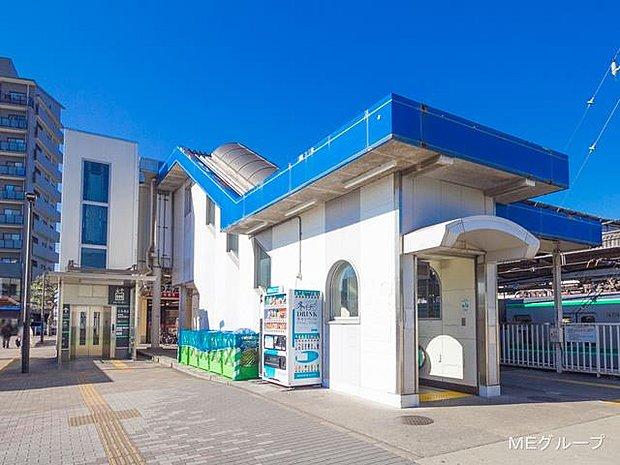 常磐線「北柏」駅