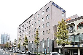 相模原中央病院 約550m(徒歩7分)