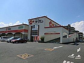 スーパーオザム新堀店:徒歩14分(1100m)