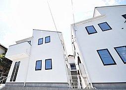 大船までフラットアプローチ 新築2階建~南道路×吹抜ロフト装備~