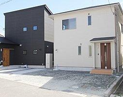 アートランドの新築建売「網干区余子浜J号地」の外観