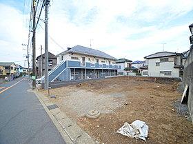 全3棟の新築分譲住宅。