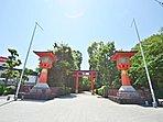 その他環境写真 550m 井草八幡宮 参道をゆっくり歩いた先にゆったりとした敷地を持つ静かな神社、日光を思い浮かべる様な、そんな雰囲気をかもしだしてます心が落ち着く空間です。