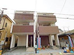 ◆◇SUMAI MIRAI Yokohama◇◆大船エリアに建つビルトイン車庫付の都市型3階建て《岡本1丁目》