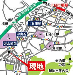 「横浜市緑区に住もう」~霧が丘~全棟カースパース2台の開発分譲地