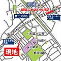 「横浜市都筑区に住もう」~富士見ヶ丘~並列2台駐車可能なカースペース