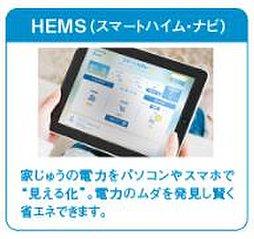 HEMS(スマートハイム・ナビ)