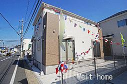 「JR常磐緩行線北小金駅 徒歩13分」松戸市大金平2丁目 全6棟