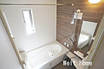 浴室 お子様と一緒に入れる広々1坪サイズのバスルーム♪浴室乾燥機完備♪