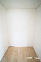 洋室1 納戸♪
