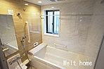 浴室  ゆったり浸かれる広々バスルーム♪浴室乾燥機完備♪ 2号棟