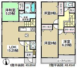 【アイデムホーム】 春日井市 上野町 全3棟 <新築分譲住宅>