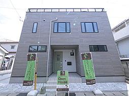 【LocoHome 】 明石市朝霧町1丁目(Loco House) 新築戸建の外観
