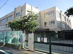 堺市立旭中学校まで約673m(徒歩9分)
