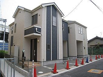 全2区画!オール電化住宅ですよ!南海高野線「萩原天神」駅まで徒歩6分!